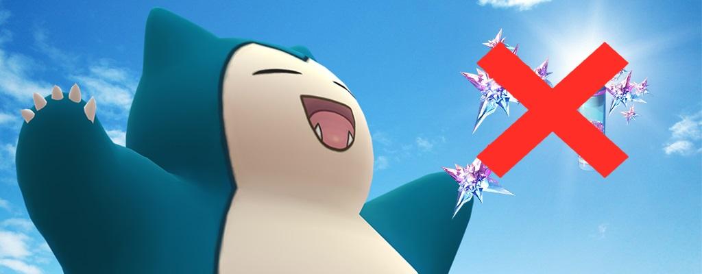 Pokémon GO verteilt jetzt weniger Sternenstaub in Abenteuer Sync