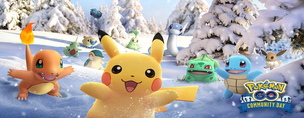 Pokémon GO: Community Day im Dezember – Das müsst ihr wissen