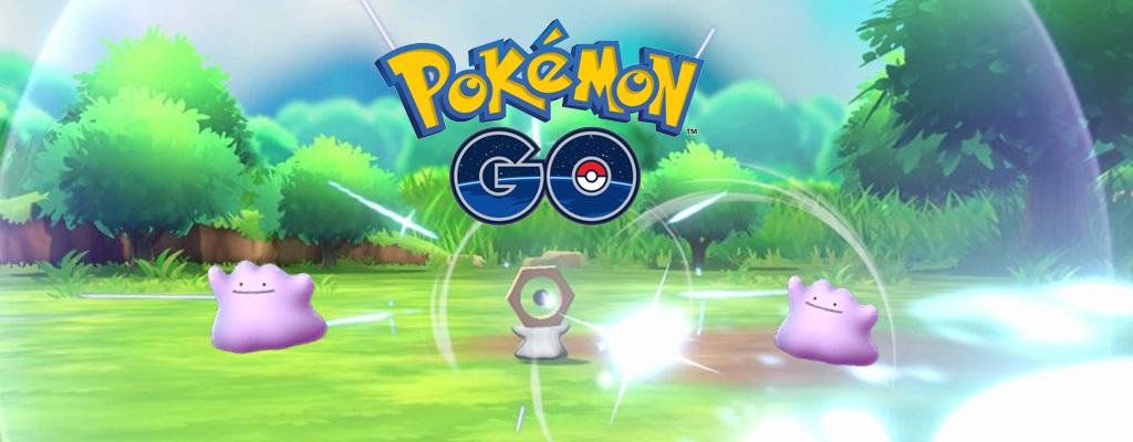 """Pokémon GO: So fangt ihr Ditto für die Quest """"Mehr zu Meltan"""""""