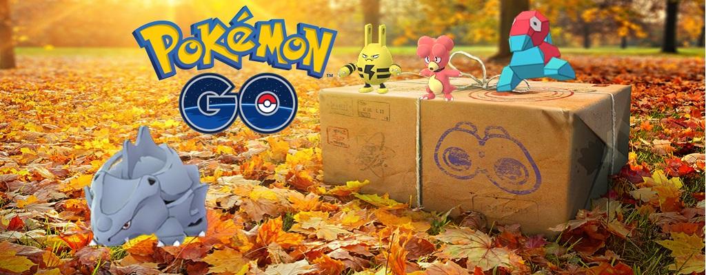 Schlüpf-Event in Pokémon GO bringt neues Shiny, besondere Eier