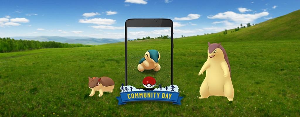 Pokémon GO: Community Day mit Feurigel – Das müsst Ihr wissen