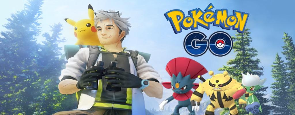 Pokémon GO: Mit diesen Entwicklungen nutzt ihr den Sinnoh-Stein effektiv