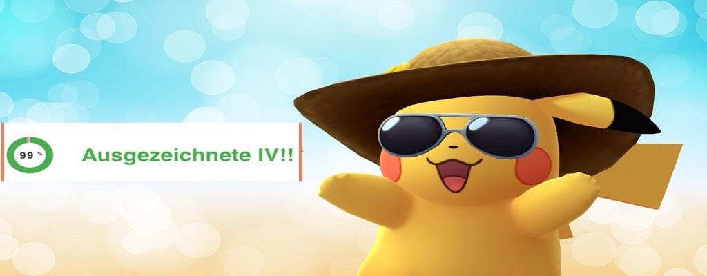Pokémon GO: So funktionieren IV-Werte und IV-Rechner