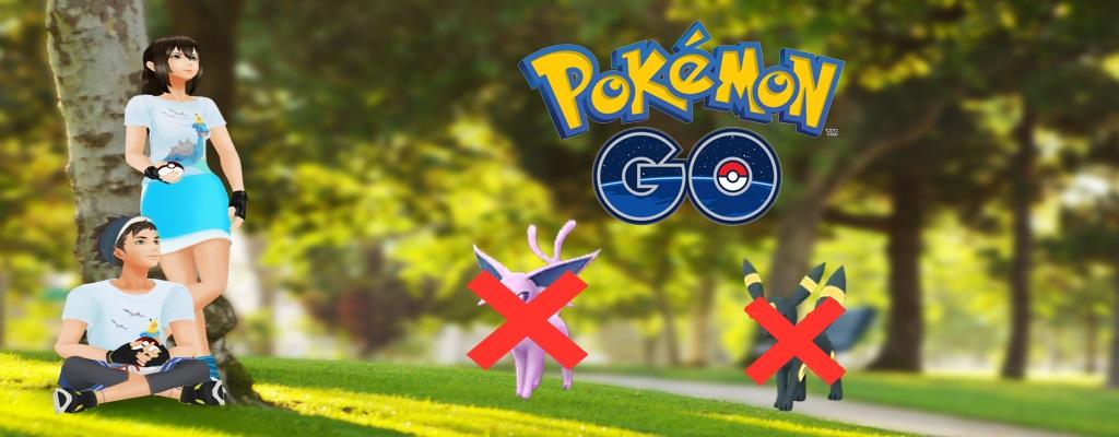 Pokémon GO: Deshalb war es kurz unmöglich, diese Pokémon zu fangen