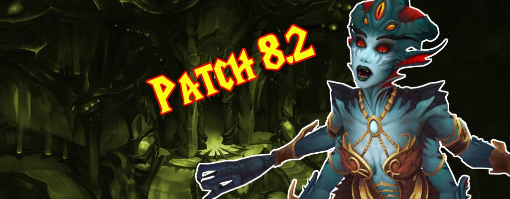 WoW: Patch 8.2 – Das wissen wir über Azshara und Nazjatar