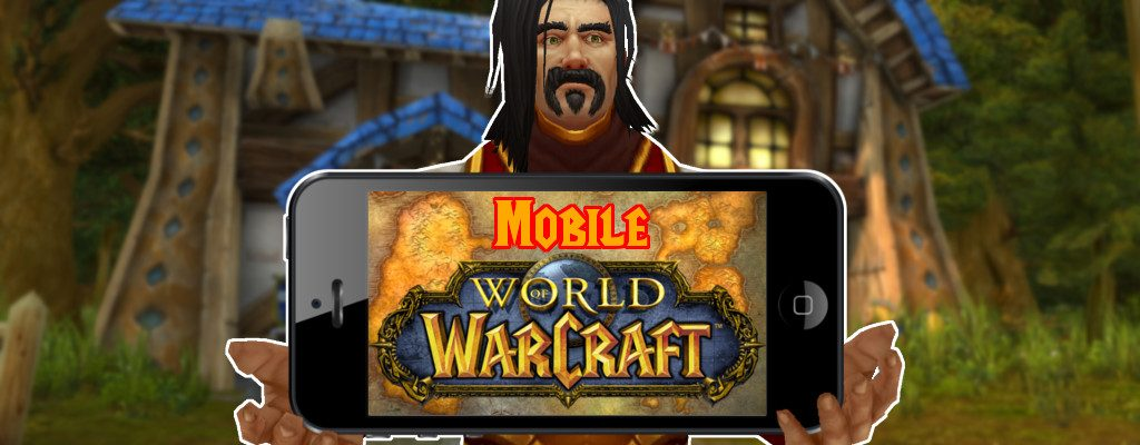 WoW Mobile Game title