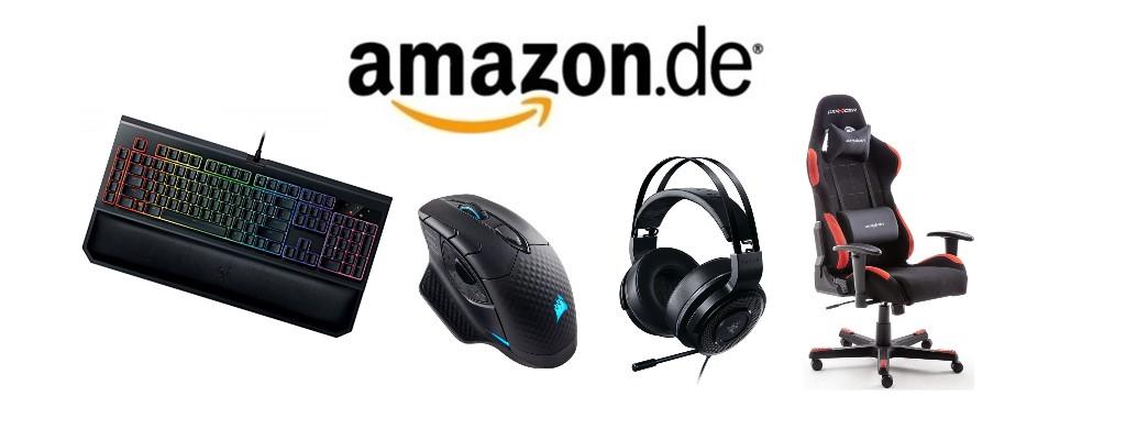 Amazon Cyber Friday: Verschiedene Gaming-Hardware bis 30% reduziert