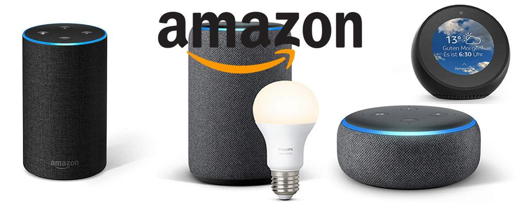 Amazon Cyber Monday: Echo, Dot, Kindle und Fire HD im Angebot