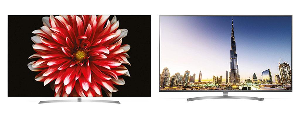 LG UHD-TVs mit geringem Input-Lag im Tagesangebot bei Amazon