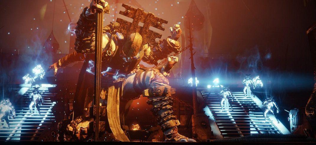 Destiny 2: Spieler sammeln Unterschriften, um einen Strike loszuwerden