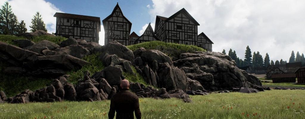 Sandbox-MMORPG ließ Spieler abstimmen, wie die 4 Welten aussehen
