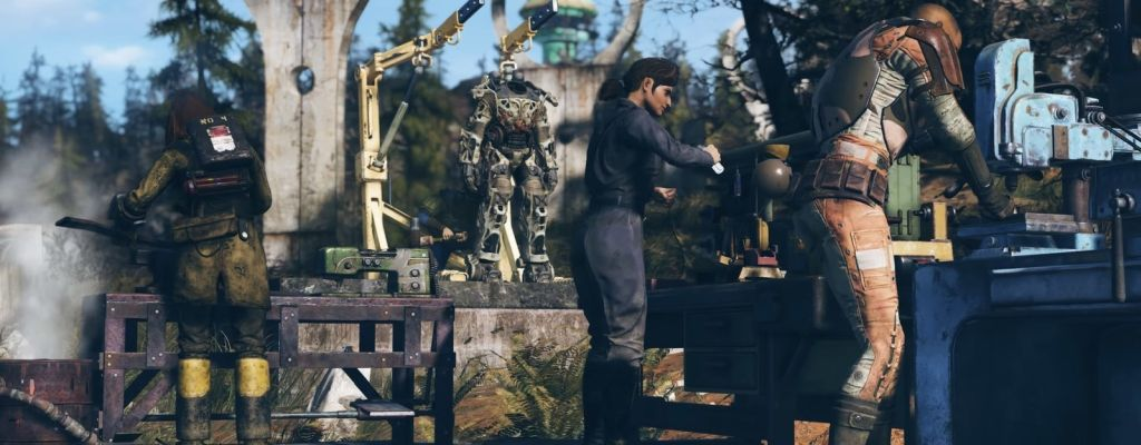 Fallout 76: Patch 6 vergrößert Lager, neue PvE-Inhalte im Anmarsch