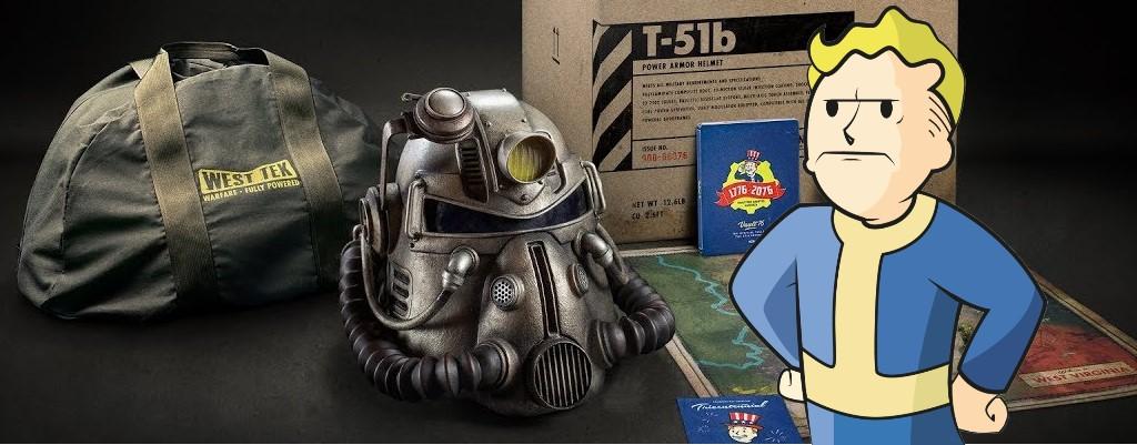 Fallout 76 hatte wohl doch Segeltuch, aber nur für Auserwählte