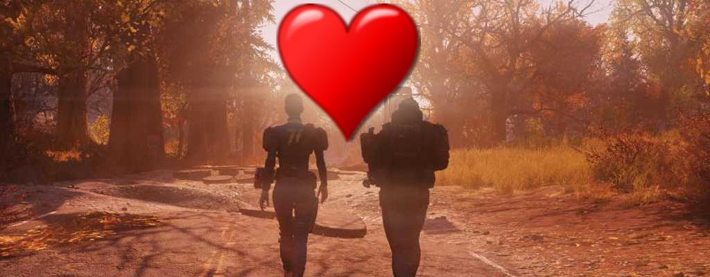 Ein totes Pärchen erzählt die wohl süßeste Geschichte in Fallout 76