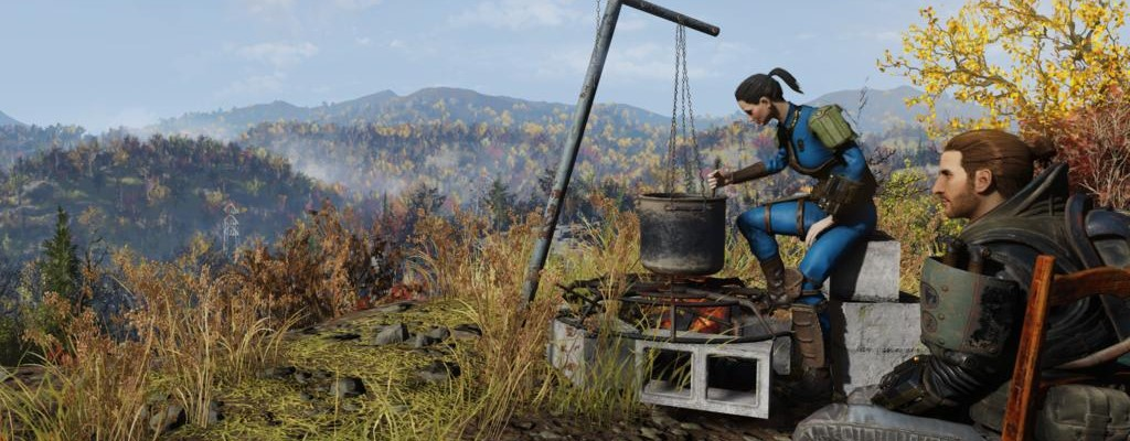 Fallout 76 gibt Ausblick auf Updates 2019 – Spieler-Shops kommen