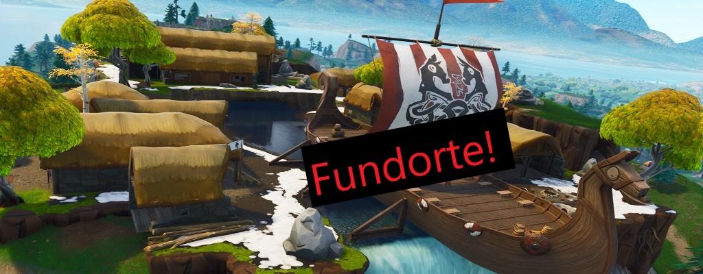 Fortnite: So findet Ihr Wikingerschiff, Kamel, Schlachtenbus