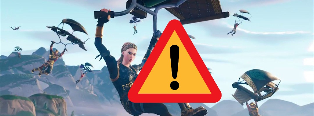 Vorsicht in Fortnite: Spieler stürzen in den Tod wie Lemminge