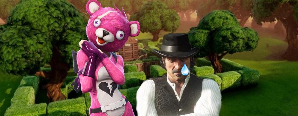 Fortnite schlägt Red Dead Redemption 2 als Game des Jahres