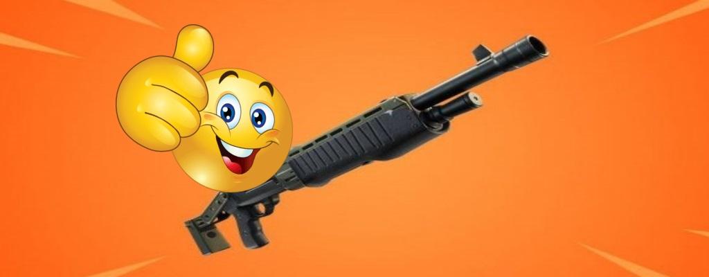 Darum will jetzt jeder die Super-Shotgun in Fortnite