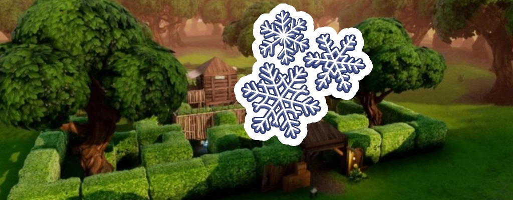 Bekommen wir weiße Weihnacht in Fortnite? Das deutet daraufhin