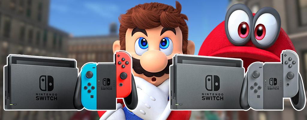Nintendo Switch im Schnapp des Tages bei MediaMarkt besonders günstig