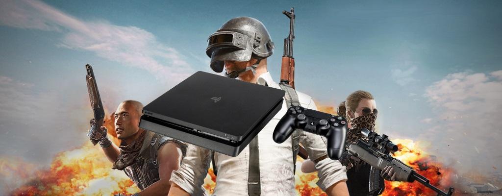 Gerüchte sagen, PUBG kommt im Dezember auf PS4