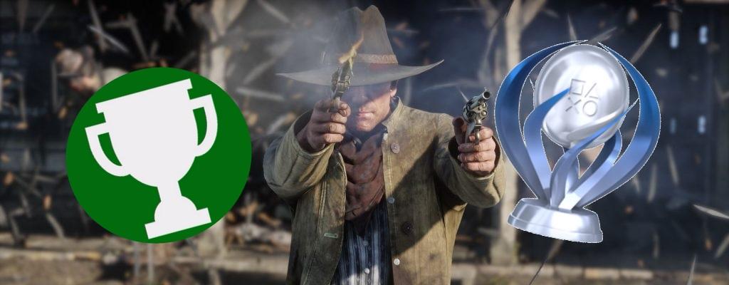 Red Dead Redemption 2: Das sind die Trophäen und Erfolge