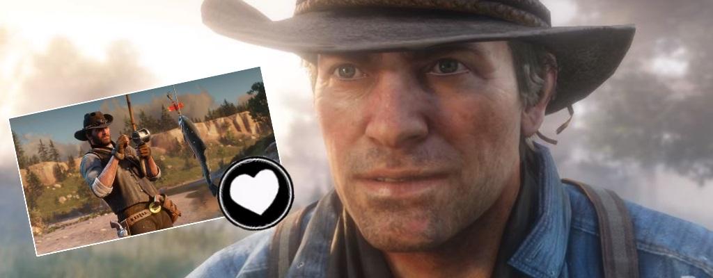 Red Dead Redemption 2: So verbessert Ihr Eure Gesundheit