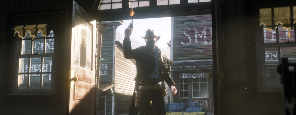 Red Dead Online: So findet Ihr Western-Namen für Euren Cowboy