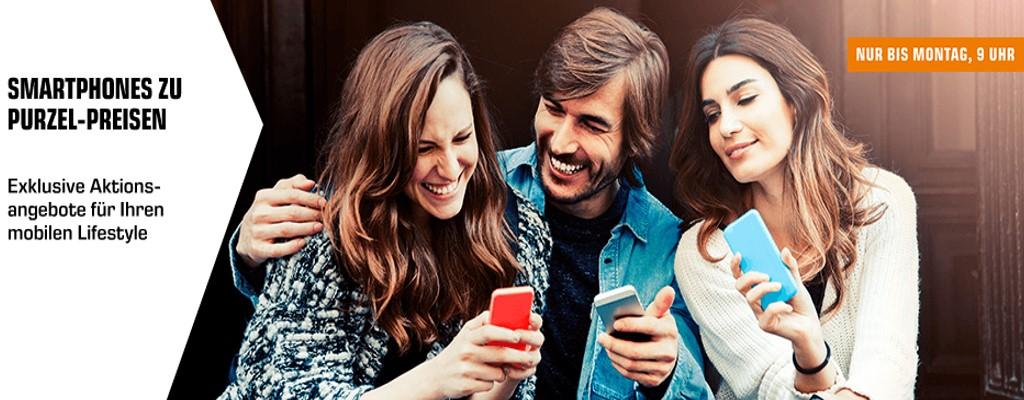Saturn: Verschiedene Smartphone-Modelle bis morgen zum Bestpreis