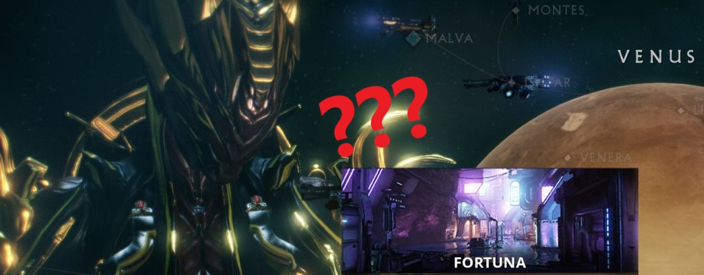 Wie komme ich in Warframe nach Fortuna? So geht's am schnellsten