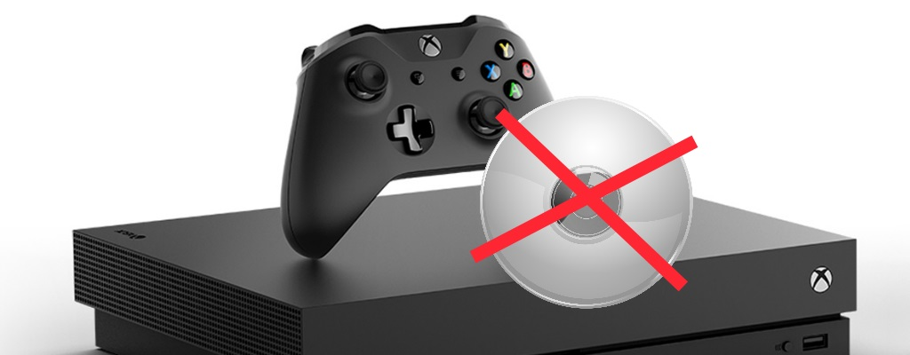 Microsoft plant angeblich eine Xbox ohne Disc für 2019