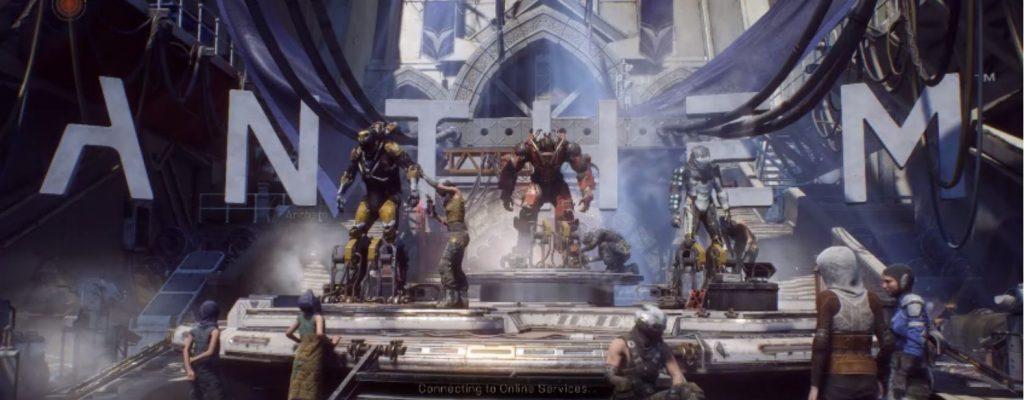 Anthem verrät Details zum Loot im Stream – Fans begeistert
