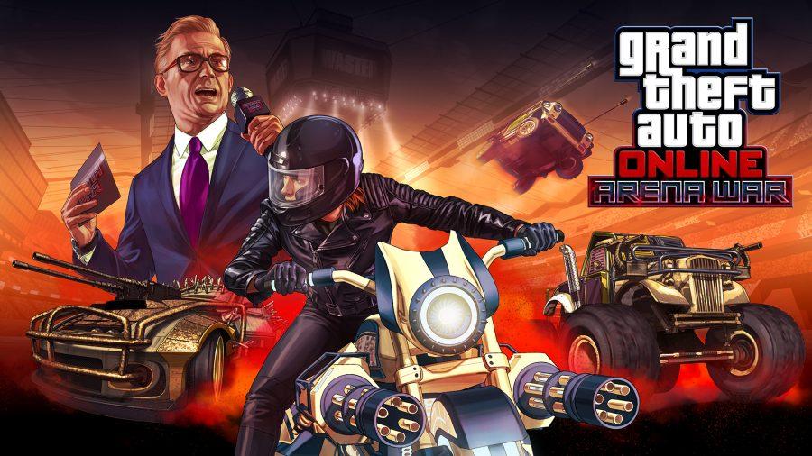 GTA Online: Das dicke Update Arena War ist live – Trailer und Inhalte
