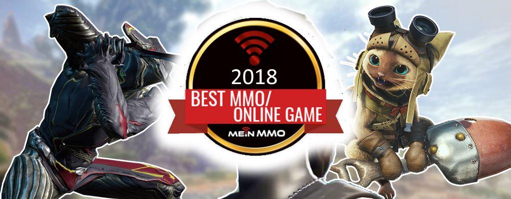 Das MMO / Online-Spiel des Jahres 2018 – Ihr habt die Gewinner gewählt!