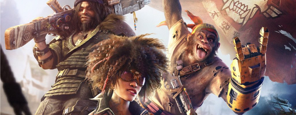 Beyond Good and Evil 2 Gang title