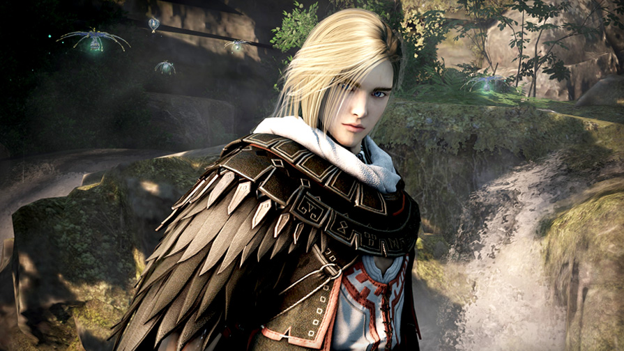 Black Desert Archer