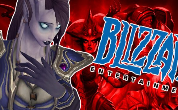 Blizzard Draenei Red cry
