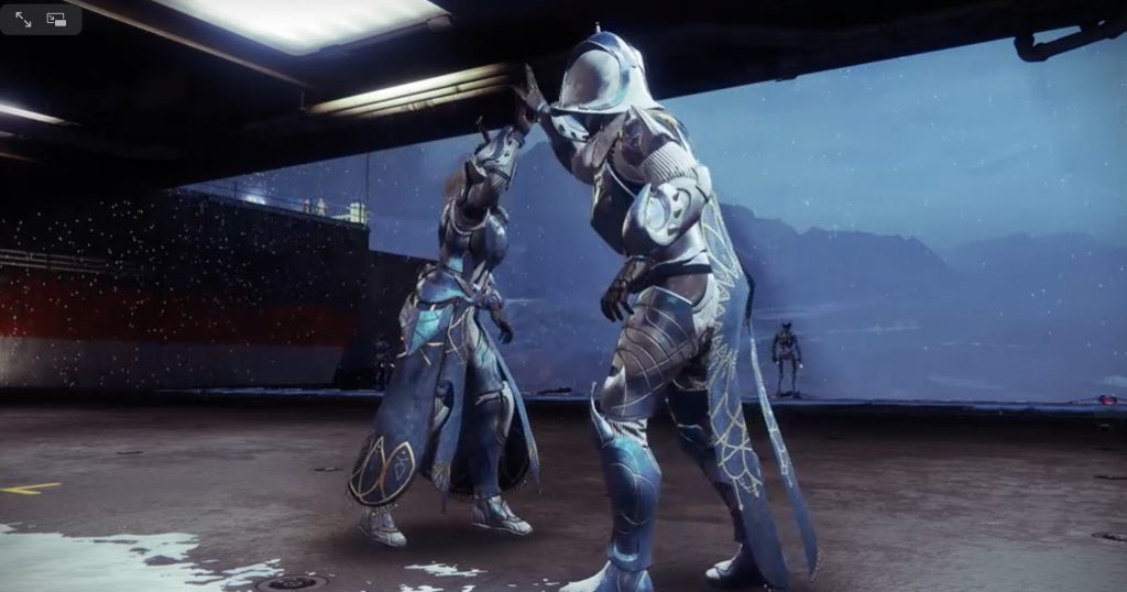 D2 anbruch multiplayer emote