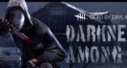 Dead by Daylight Darkness Among Us Legion Killer title
