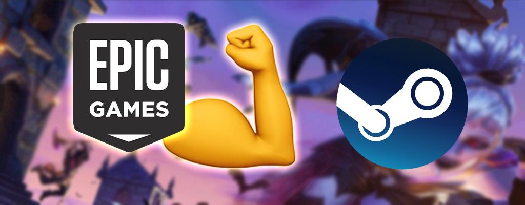 """Wer Steam googelt, liest """"Fuck Epic Games Store"""" – Was ist da los?"""