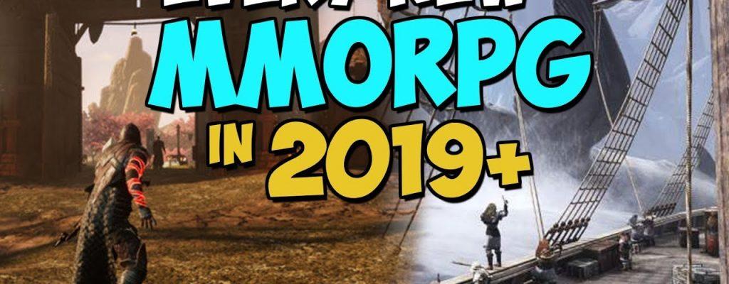 YouTuber zeigt alle 18 neuen MMORPGs 2019+, deprimiert die Fans