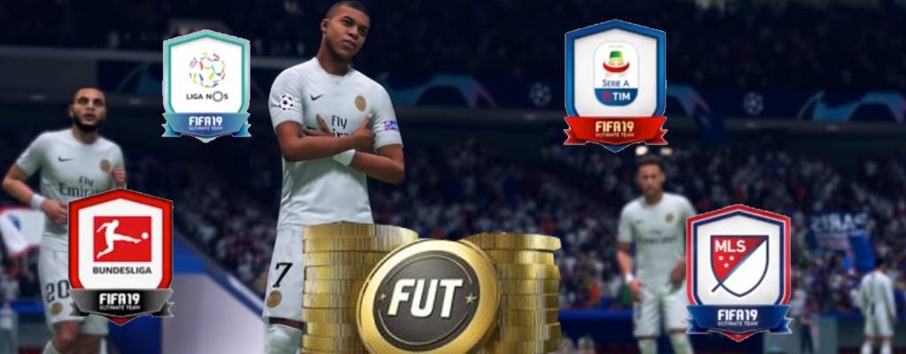 FIFA 19: So schafft Ihr jede Liga-SBC, macht garantiert Profit