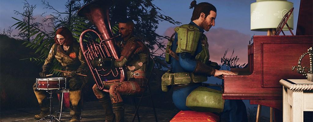 Fallout 76: Winzige Mod ändert nur den Titelsong – Ist trotzdem cool