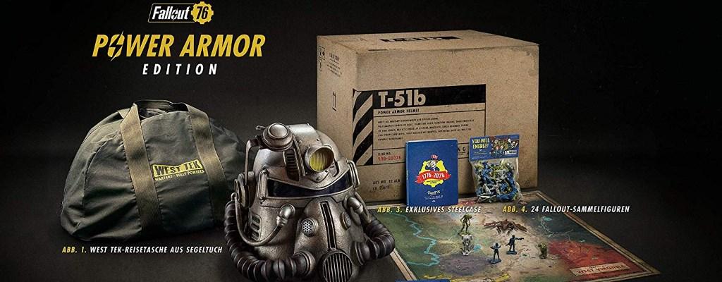 Fallout 76 entschädigt 200€-Käufer nun doch mit Segeltuch-Tasche