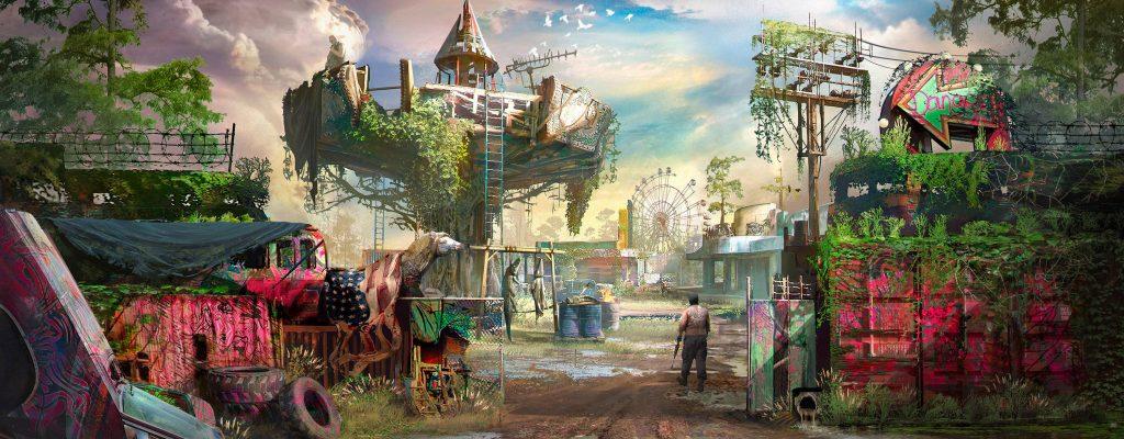 So levelt Ihr in Far Cry: New Dawn Eure Heimatbasis auf