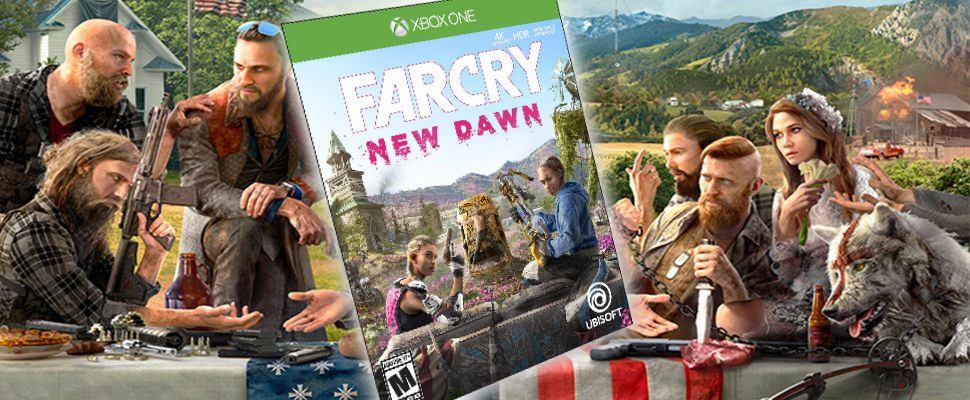 Far Cry: New Dawn – Name und Cover sind wohl schon bekannt