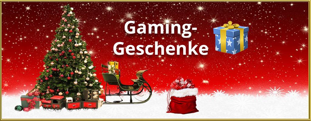 Die besten Weihnachtsgeschenke für Gamer und Nerds
