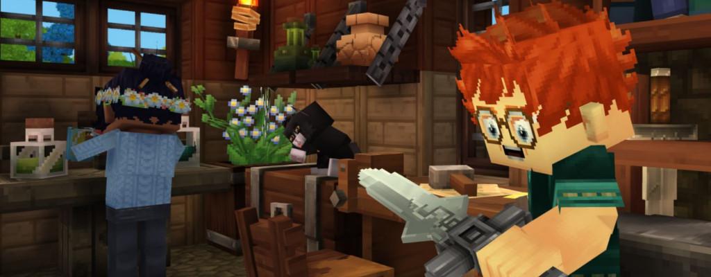 Dieses MMORPG will Minecraft sein, nur in besser