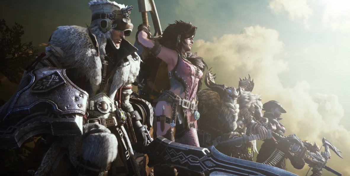 Große Erweiterung Iceborne für Monster Hunter World angekündigt